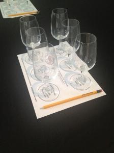 Wine Class Set